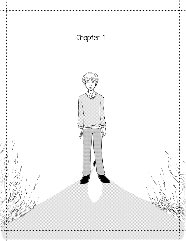 CHAPTER COVER, HOW EXCITING