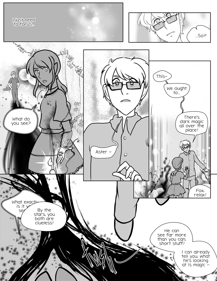 If this page was in color, Aster would still appear grey.